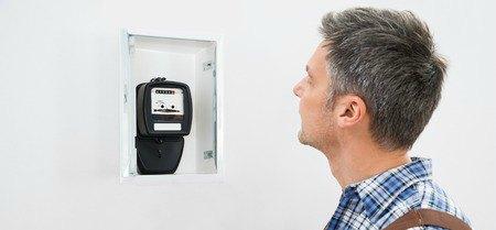 energy utility meter